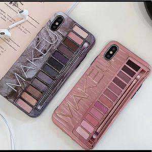 Eye shadow iPhone case